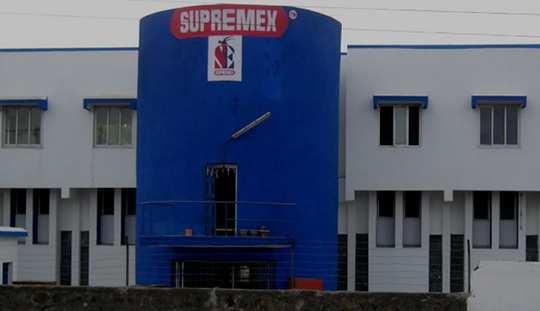 Supremex fire
