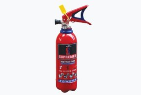Supremex Fire Extinguisher